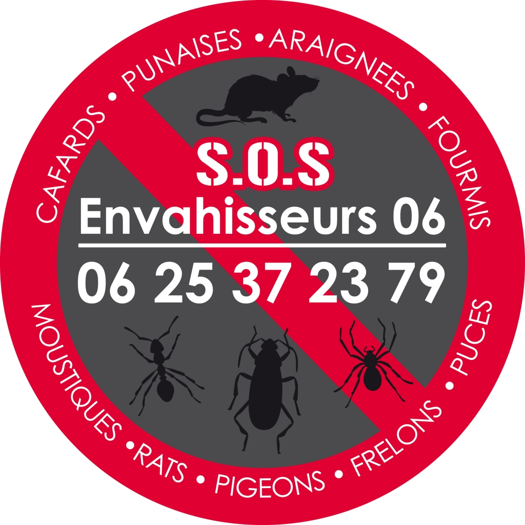 Société à Menton, Roquebrune-Cap-Martin, Monaco contre les cafards, fourmis, frêlons, punaises de lits , souris, rats.